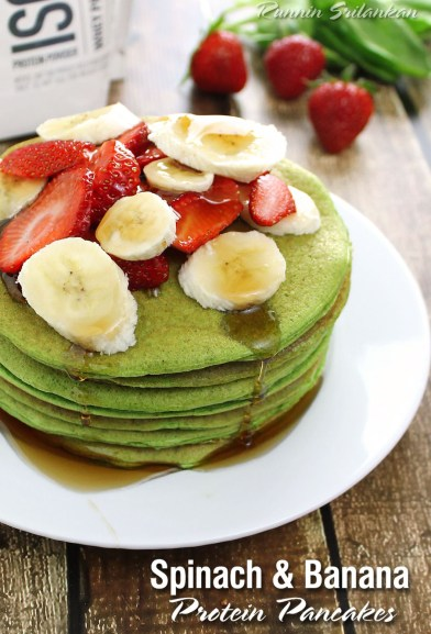 spinach-banana-protein-pancakes-with-isopure-protein-runninsrilankan